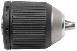 Szybkozaciskowy uchwyt wiertarski do 10 mm 1,5 – 10 mm, 1/2`` - 20