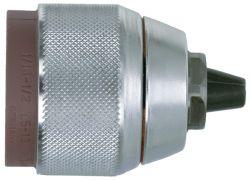 Szybkozaciskowy uchwyt wiertarski, chromowany 1,5 – 13 mm, 1/2`` - 20