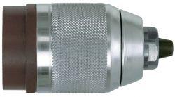 Szybkozaciskowe uchwyty wiertarskie, chromowane, matowe 1,5 – 13 mm, 1/2`` - 20