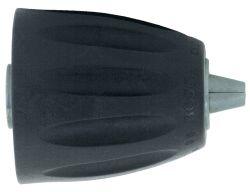 Szybkozaciskowy uchwyt wiertarski 1 – 10 mm D = 1 - 10 mm; A = 3/8`` - 24