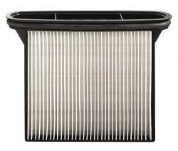 Poliestrowy filtr fałdowany 8600 cm², 257 x 69 x 187 mm
