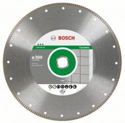 Diamentowa tarcza tnąca Best for Ceramic Extra-Clean Turbo 200 x 25,40 x 1,8 x 7 mm
