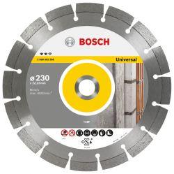 Diamentowa tarcza tnąca Expert for Universal 230 x 22,23 x 2,4 x 12 mm