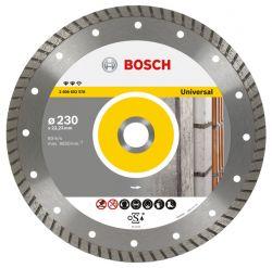 Diamentowa tarcza tnąca Expert for Universal Turbo 230 x 22,23 x 2,8 x 12 mm