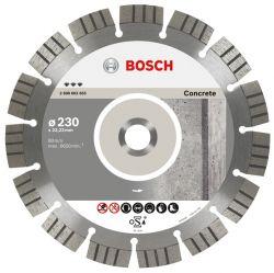 Diamentowa tarcza tnąca Best for Concrete 230 x 22,23 x 2,4 x 15 mm