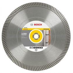Diamentowa tarcza tnąca Best for Universal Turbo 350 x 20,00+25,40 x 3,2 x 12 mm