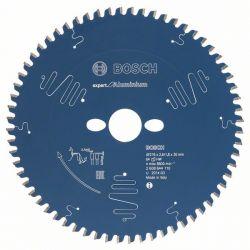 Tarcza pilarska Expert for Aluminium 260 x 30 x 2,8 mm, 80 piła widiowa