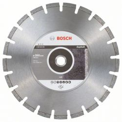 Diamentowa tarcza tnąca Standard for Asphalt 350 x 25,40 x 3,2 x 10 mm