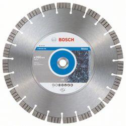 Diamentowa tarcza tnąca Best for Stone 350 x 20,00 x 3,2 x 15 mm