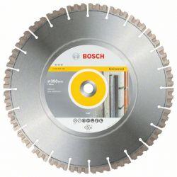 Diamentowa tarcza tnąca Best for Universal 350 x 20,00 x 3,3 x 15 mm