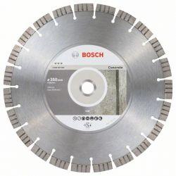 Diamentowa tarcza tnąca Best for Concrete 350 x 25,40 x 3,2 x 15 mm