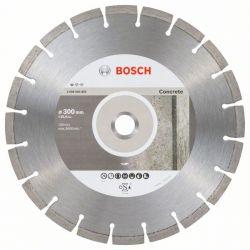 Diamentowa tarcza tnąca Standard for Concrete 300 x 25,40 x 2,8 x 10 mm