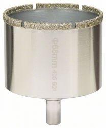 Diamentowa piła otwornica średnica = 68 mm