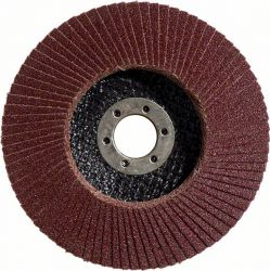 Listkowa tarcza szlifierska X431, Standard for Metal 115 mm, 22,23 mm, 40