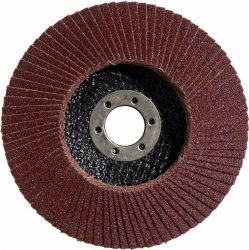 Listkowa tarcza szlifierska X431, Standard for Metal 125 mm, 22,23 mm, 80