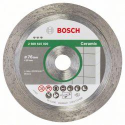 Diamentowa tarcza tnąca Best for Ceramic 76 mm; 1,9 mm ;10 mm