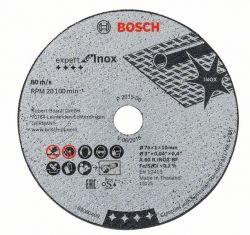 Tarcza tnąca Expert for Inox A 60 R INOX BF; 76 mm; 1 mm; 10 mm