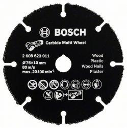 Tarcza tnąca Carbide Multi Wheel 76 mm 76 mm; 1 mm; 10 mm