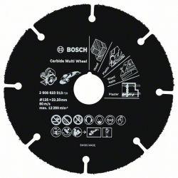 Tarcza tnąca Carbide Multi Wheel 125 mm 125 mm; 1 mm; 22,23 mm