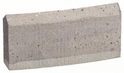 Segmenty do diamentowych koronek wiertniczych 1 1/4`` UNC Best for Concrete 13; 11,5 mm