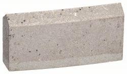 Segmenty do diamentowych koronek wiertniczych 1 1/4`` UNC Best for Concrete 17; 11,5 mm