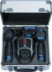 Akumulatorowa wkrętarka/klucz udarowy GDR 120-LI + GSR 120-LI
