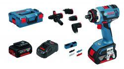 Wiertarko-wkrętarka akumulatorowa GSR 18 V-EC FC2