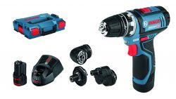 Wiertarko-wkrętarka akumulatorowa GSR 12 V-15 FC