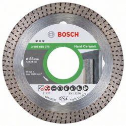 Diamentowa tarcza tnąca Best for Hard Ceramic 85x22.23x1.4x7mm