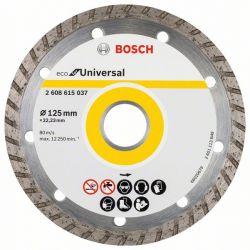 Diamentowa tarcza tnąca ECO for Universal 125x22.23x2.4x7