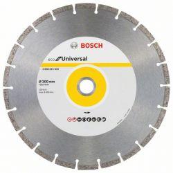 Diamentowa tarcza tnąca ECO for Universal 300x25.4x3.2x8