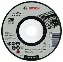 Tarcza ścierna wygięta Best for Inox A 30 V INOX BF, 125 mm, 7,0 mm