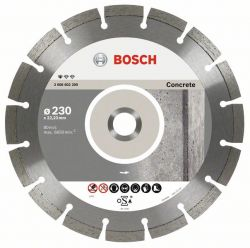 Diamentowa tarcza tnąca Standard for Concrete 115 x 22,23 x 1,6 x 10 mm