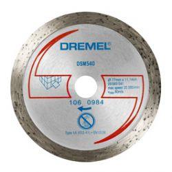 DREMEL® DSM20 diamentowa tarcza tnąca do płytek