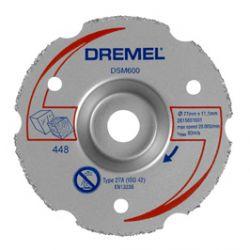 DREMEL® DSM20 uniwersalna węglikowa tarcza tnąca do cięć powierzchniowych