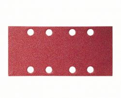 Papier ścierny C470, opakowanie 10 szt. 80 x 133 mm, 100