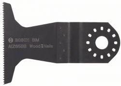 Brzeszczot BIM do cięcia wgłębnego AII 65 APB Wood and Metal 40 x 65 mm