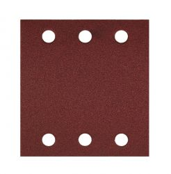 Papier ścierny C470, opakowanie 10 szt. 115 x 107 mm, 120