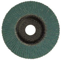 Listkowa tarcza szlifierska X581, Best for Inox 125 mm, 22,23 mm, 40
