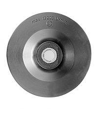 Standardowy talerz oporowy M14 125 mm 125 mm, 12.500 min-1