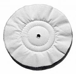 Wielowarstwowa płócienna tarcza polerska, flanela (gładka powierzchnia tkaniny) 250 mm