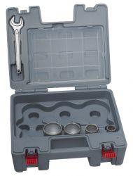 4-częściowy zestaw wierteł diamentowych do pracy na sucho Dry Speed Best for Ceramic 25,0; 35,0; 45,0; 51,0 mm