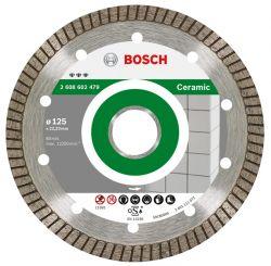 Diamentowa tarcza tnąca Best for Ceramic Extra-Clean Turbo 125 x 22,23 x 1,4 x 7 mm
