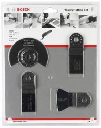 4-częściowy zestaw do podłóg i zabudowy ACZ 85 EB (1x); AIZ 32 BSPB (1x); AIZ 32 EPC (1x); ATZ 52 SC (1x)