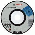 Tarcza ścierna wygięta Standard for Metal A 24 P BF, 125 mm, 22,23 mm, 6,0 mm