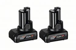 Akumulator 2 akumulatory GBA 12V 4.0Ah