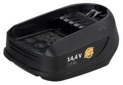Akumulator wsuwany 14,4 V 14,4 V, 1,5 Ah, Li-Ion