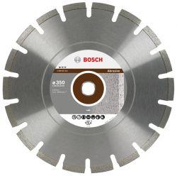 Diamentowa tarcza tnąca Standard for Abrasive 350 x 20/25,40 x 2,8 x 10 mm