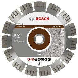 Diamentowa tarcza tnąca Best for Abrasive 230 x 22,23 x 2,4 x 15 mm