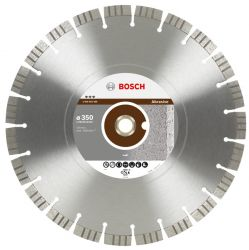 Diamentowa tarcza tnąca Best for Abrasive 300 x 20,00+25,40 x 2,8 x 15 mm